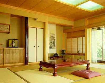 Interior rumah minimalis menjadi perhatian utama dalam membangun rumah Inilah Interior Rumah Minimalis Gaya Jepang