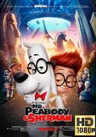 Las Aventuras de Peabody y Sherman (2014) BRrip 1080p Latino-Ingles