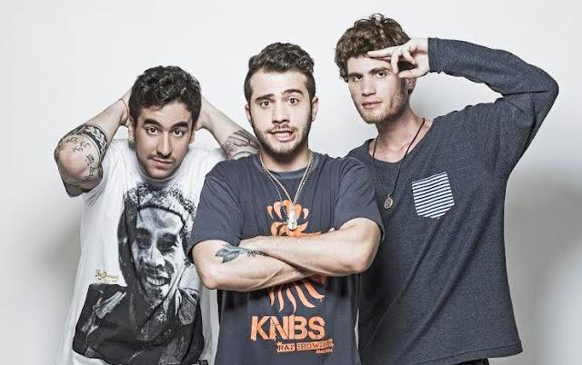 A banda Mahalo, que está lançando um novo clipe na internet (Foto:Divulgação)