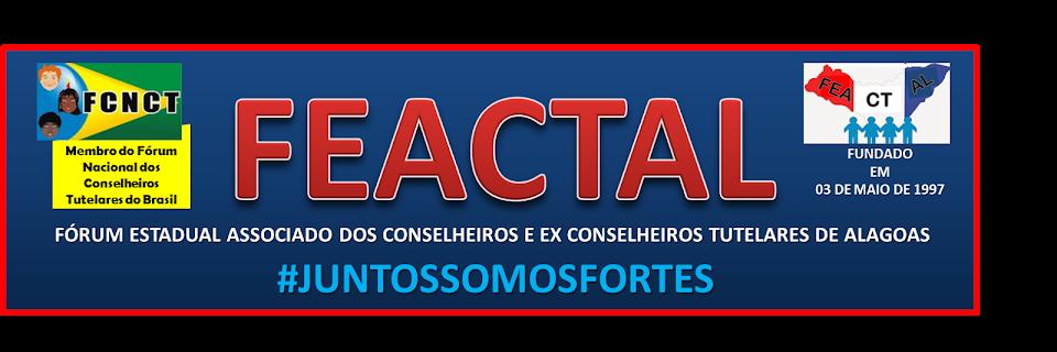 FORUM ESTADUAL ASSOCIADO DOS CONSELHEIROS E EX CONSELHEIROS TUTELARES DE ALAGOAS