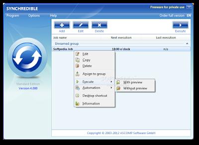 Sync Folder software