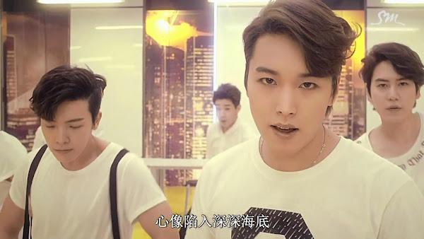 Super Junior-M Sungmin Swing