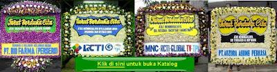 Bunga Duka Cita Untuk Bapak Taufiq Kiemas Ketua MPR RI