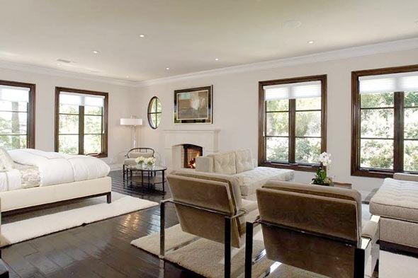 Kim Kardashians New House ~ Fashion And Styles - Kardashian Bedroom