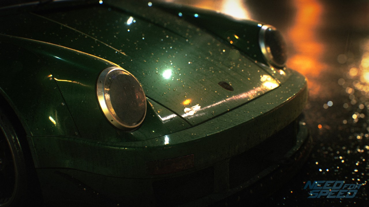 Need For Speed 2015 HD Wallpaper