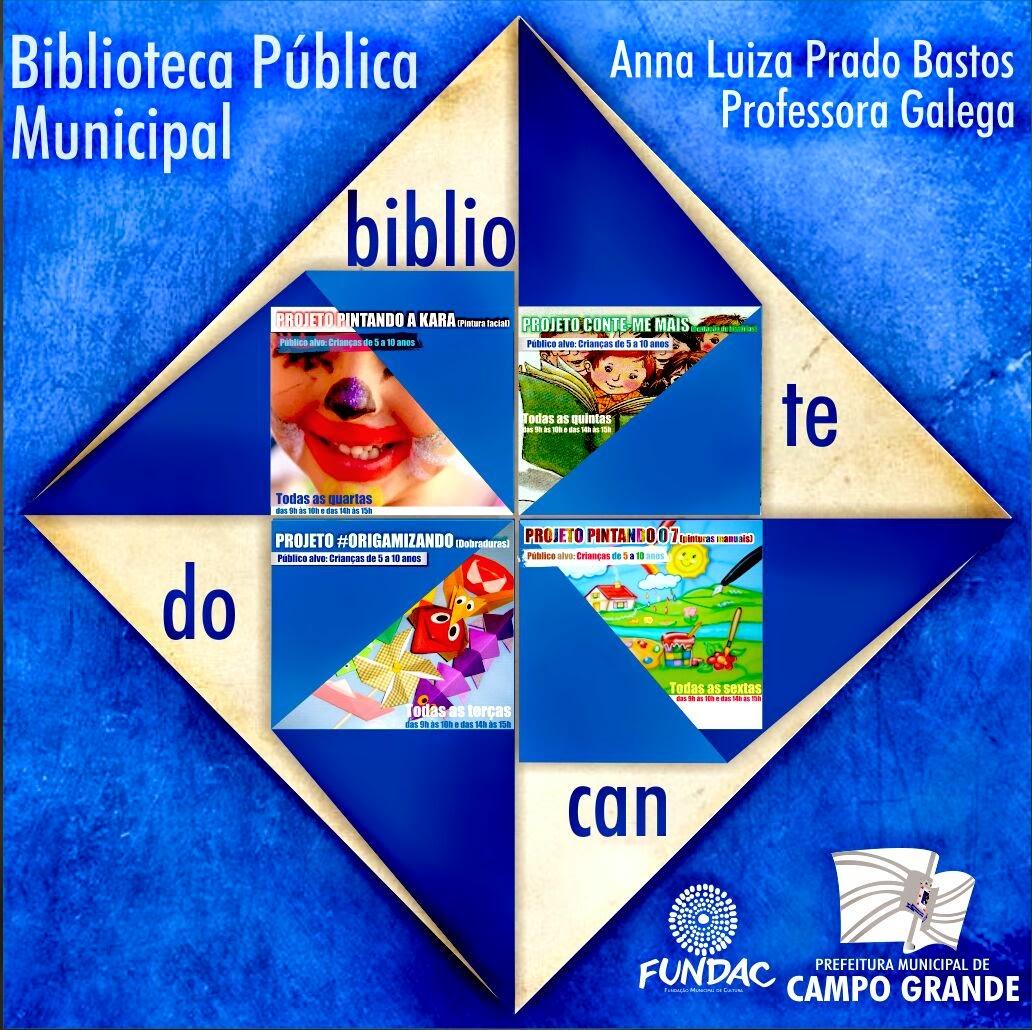 Projeto Bibliotecando