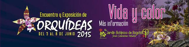 Encuentro y Exposición Nacional de Orquídeas 2015