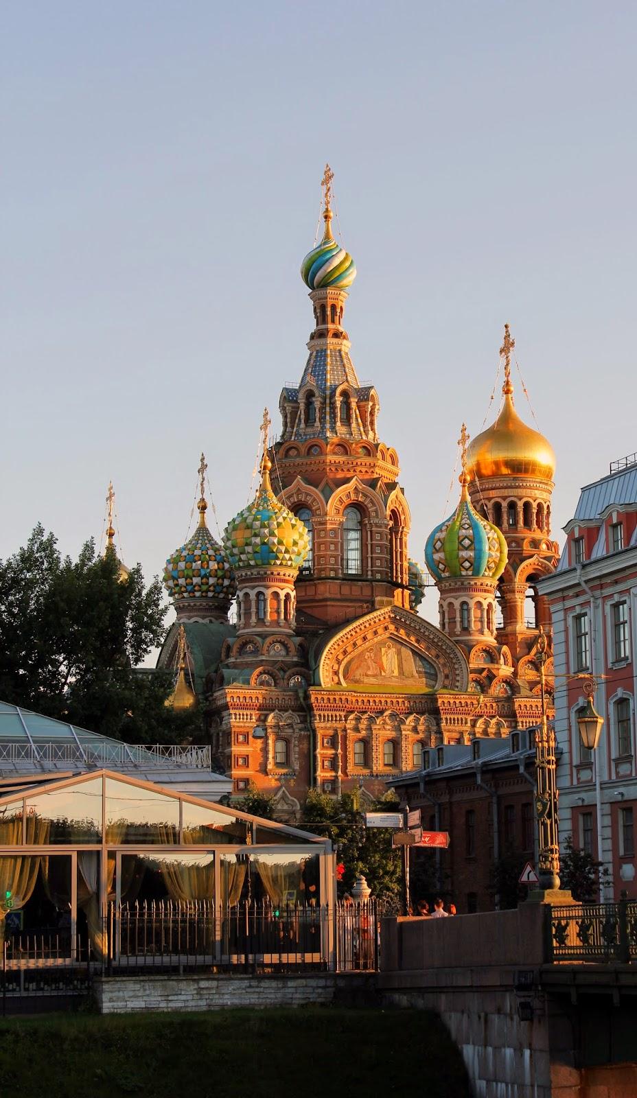 храмы Петербурга