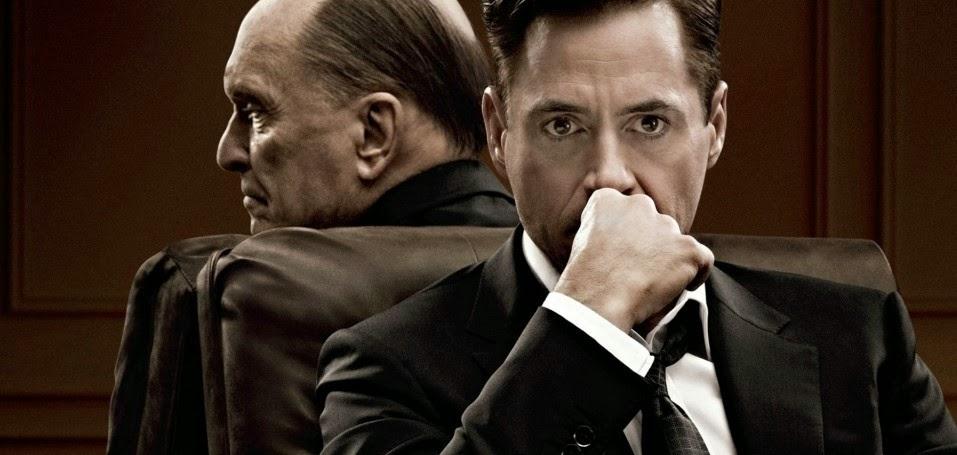 Robert Downey Jr. defende a sua honra no trailer internacional do drama O Juiz, com Robert Duvall