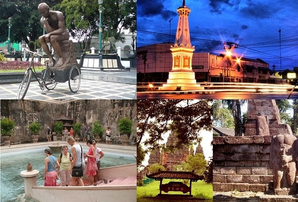 Yogyakarta and Solo 4 Days / 3 Nights Tour Package