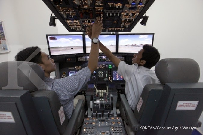 Hery Frianto Owner PT Simulator Dirgantara Indonesia (SDI)