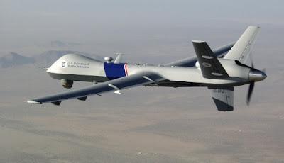 Hoje a Síria, amanhã o Brasil! EUA planejam utilizar aeronaves não tripuladas 'drones', na América do Sul