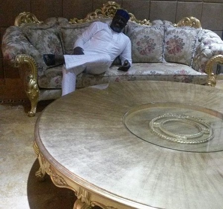 Heaven On Earth! The Fabulous Life of Senator Dino Melaye in Photos