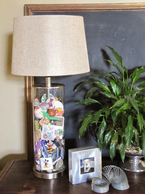 memory jar lamps