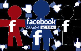 Autolike status facebook sendiri