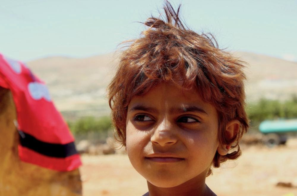 Wanita dan anak-anak Suriah
