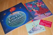 Temporary Waffle Lin Yi' Lantern Book Craft Project