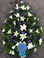 coroana funerara online