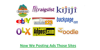 Classified Ad posting service