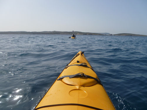 South East England Channel Islands Sea Kayaking