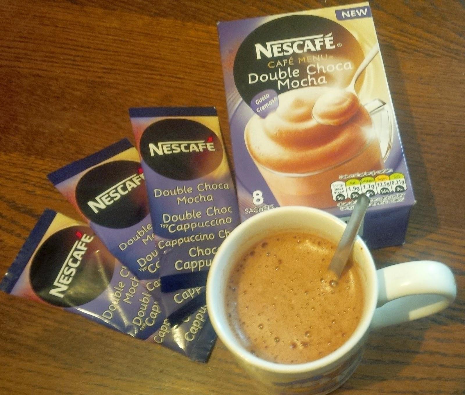 mocha espresso Double