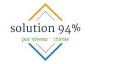 solution 94%