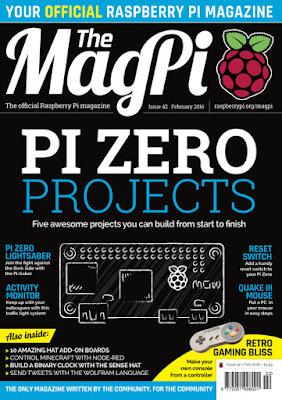 The MagPi 41ª edição