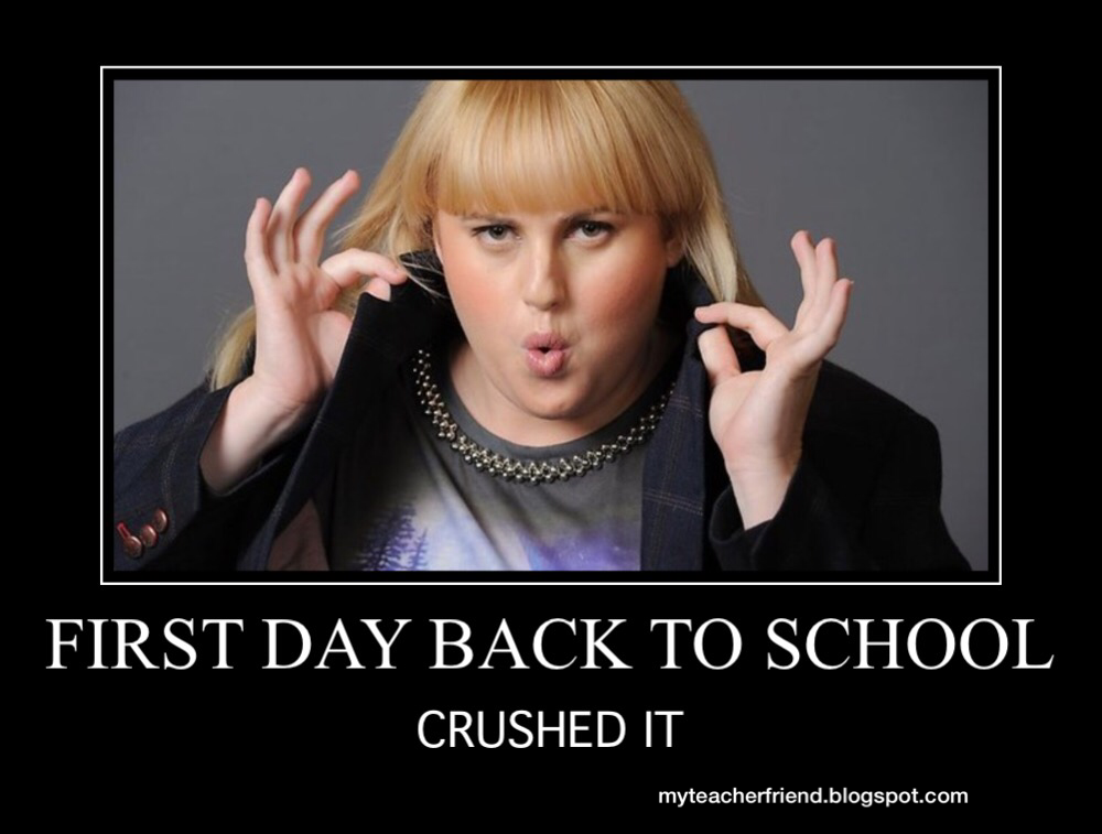 Funny Meme Quotes About School : Back to school memes that you will heart teacher humor