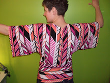 Kimono Sleeve Top Version 2