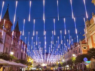 Sevilla - Iluminación Navidad 2013 - 10