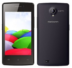 Killing Price: Karbonn Titanium S4 Plus(Blue) just for Rs.3999 Only @ Flipkart