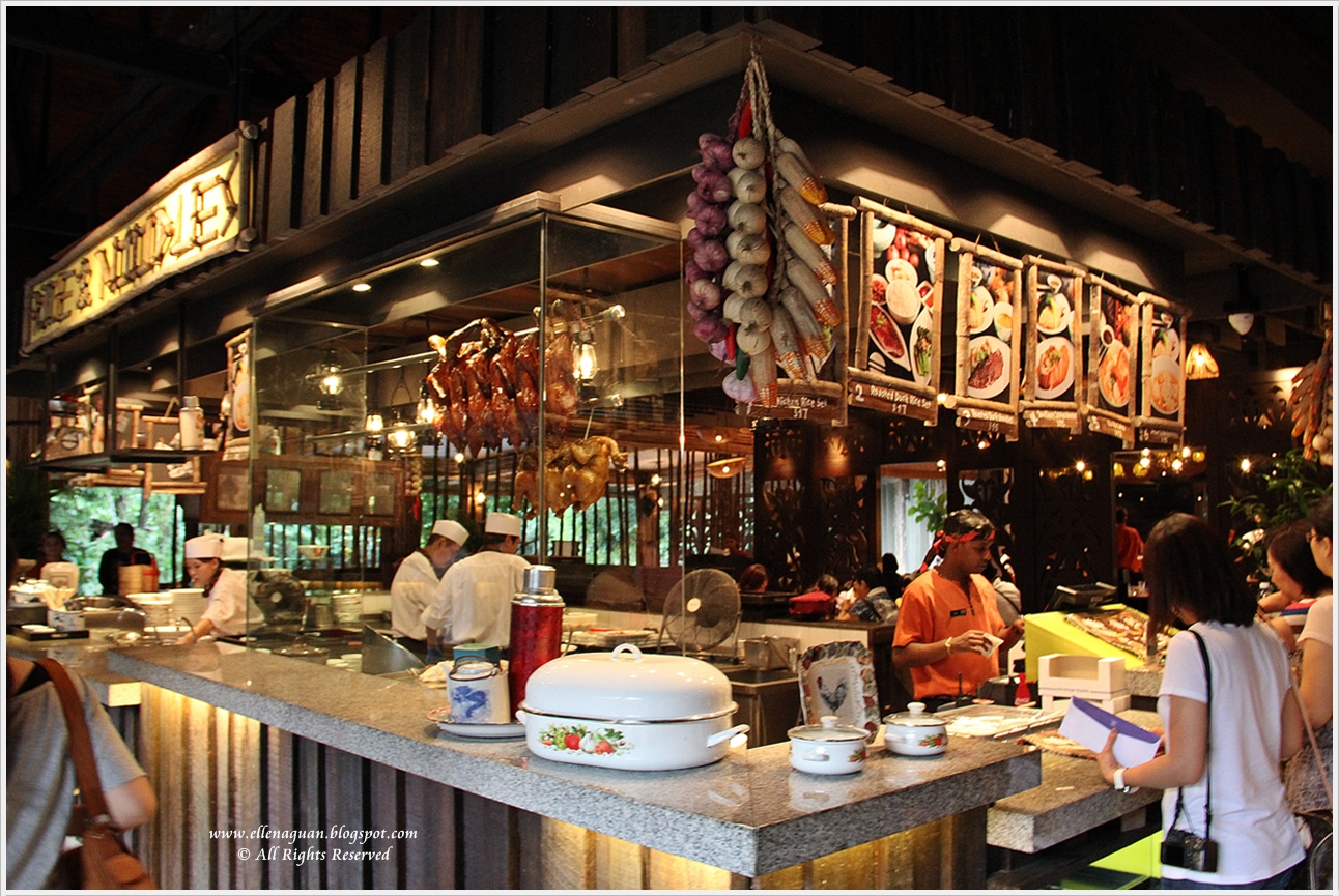 Restaurant Open Kitchen Concept cuisine paradise | singapore food blog | recipes, reviews and