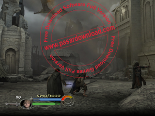 Free Download Games The Lord of the Rings Тhe Return of The King For PC Full Version