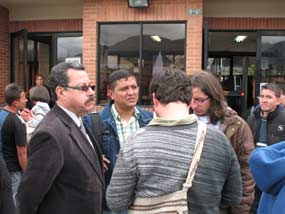 Carlos lozano guillen rechazo en colombia a detenci n de for Juzgados de paloquemao