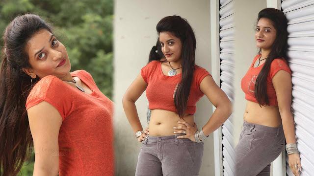 Actress Janani Latest HD Photos At Premika Movie Press Meet
