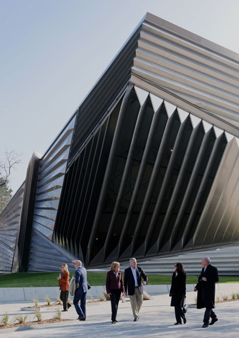 Eli and Edythe Broad Art Museum , Michigan State University