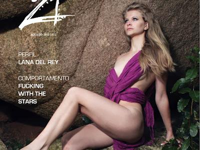 Valéria Matei Revista 21 Agosto 2012