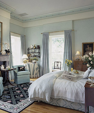 New bedroom window treatments ideas 2012 traditional for Window valances for bedroom