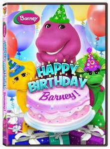 Enter to win the Barney: Happy Birthday Barney DVD Giveaway. Ends 4/15.