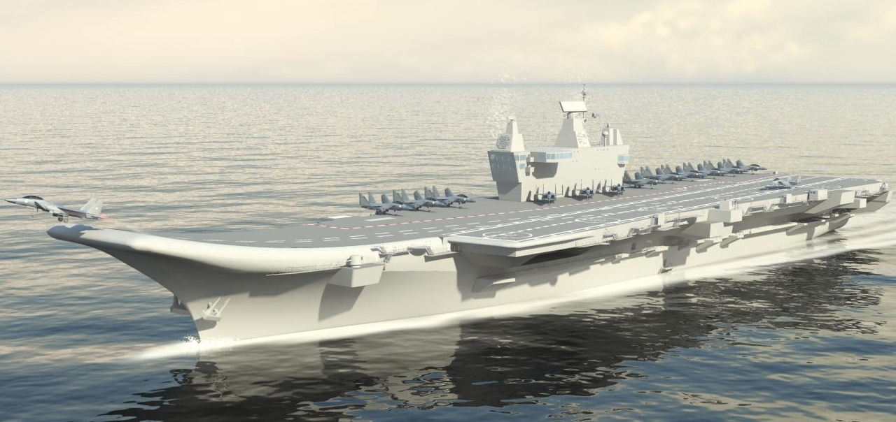 ... Sentinel: N... Indian Navy Aircraft Carrier