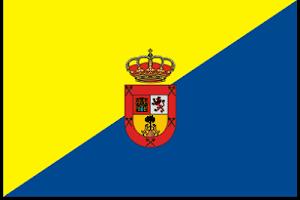 Bandera de Gran Canaria.