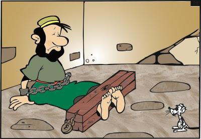História bíblica - O servo ingrato