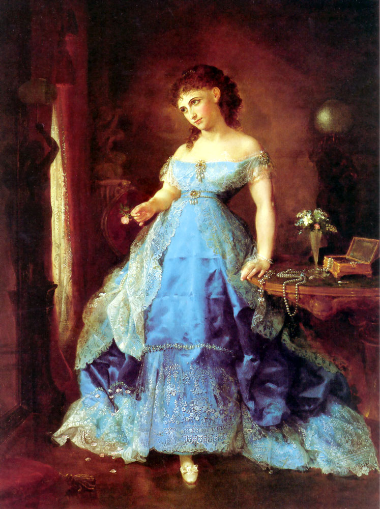 19th century american paintings  lilly martin spencer