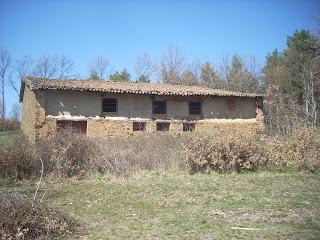 Caserio de la Mata Peña de Candelario Salamanca