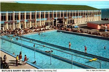seventies, Barry Island