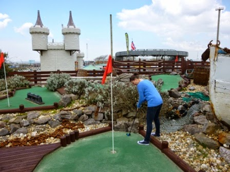 Sharksville Adventure Golf