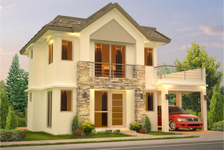 Model houses pictures and plan philippines joy studio for House models in the philippines