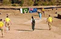 Pak Army vs Australian Army Cricket Match