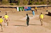 Pak Army vs Australian Army Cricket Match