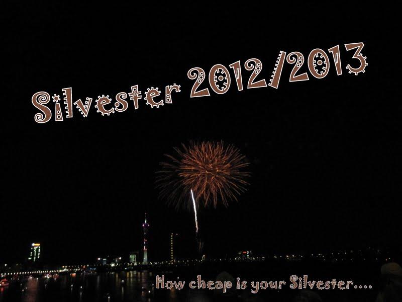 Silvester - Feuerwerk - 2012/13